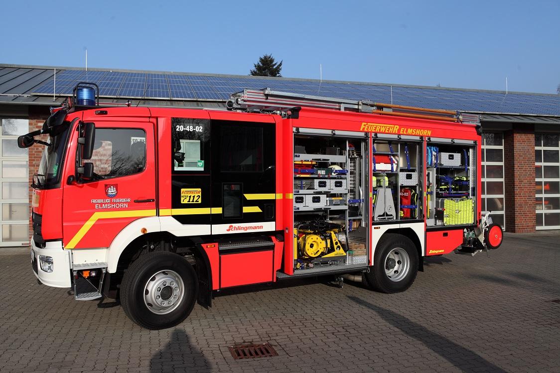 Feuerwehr Elmshorn Einsätze